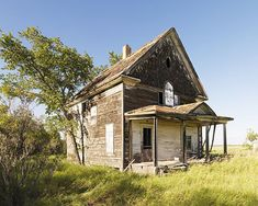 Abandoned House in One of Americas Ghost Towns...the Whole Towns Abandoned :o(