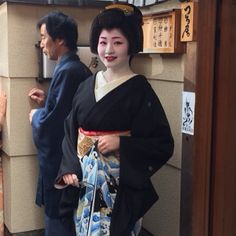 And my favorite maiko becomes a full-fledge geiko!!! おめでとう satsuki-chan!!!