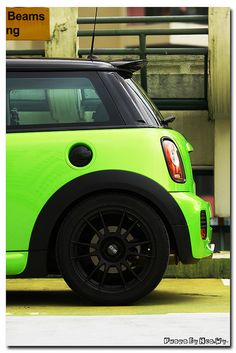 Mini Cooper S by w3i_yu, via Flickr