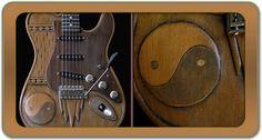 Verrilli Yin-Yang Guitar