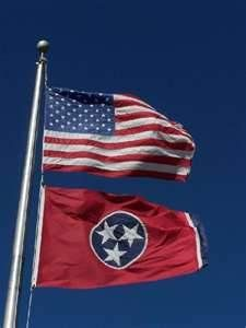 Tennessee State Flag - Bing Images