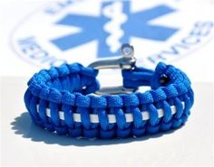 Paracord EMS Survival Bracelet by Survival straps Large -- Continue to the product at the image link.(This is an Amazon affiliate link and I receive a commission for the sales)