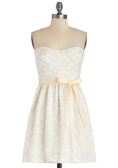 Magnificent Moment Dress, @ModCloth // I'm not sure if it is too fancy on wedding date at the court but love the style