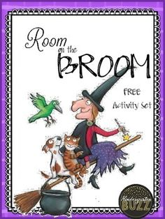Room on the Broom Activity Set                                                                                                                                                                                 More