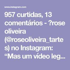 """957 curtidas, 13 comentários - 💮rose oliveira (@roseoliveira_tartes) no Instagram: """"Mas um vídeo legal da @meryemce0102 pontinho ótimo para cestos e bolsas 😉👏 . . #videoaulas #crochet…"""""""