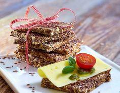 Sprøtt og godt knekkebrød - Bakelyst Cereal, Breakfast, Food, Morning Coffee, Meal, Essen, Hoods, Meals, Breakfast Cereal