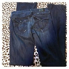 Jeans True Religion jeans...bought these in vegas and wore once. True Religion Jeans Boot Cut