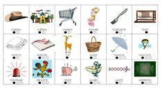 carte jeu de phonologie MS : syllabe d'attaque