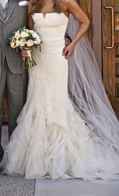 Jenni jenni on pinterest for How much is a custom wedding dress