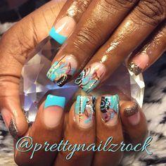 #nails #atlantanailtech #charlottenailtech #spartanburgsc #nailporn #nailgasm #naildit #nailsmagazine #nailitmagazine #prettynailzrocknailbar #notd #nailsbybrittany #naildesigns #showmethemani #nailart @nailsmagazine @nailitmagazine @opi_nailproducts @ibdbeauty #acrylicnails #gelpolish #opi #chinaglaze #essie #orl