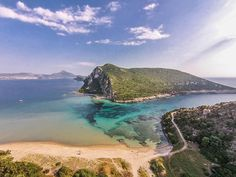 Costa Navarino - must visit this beach