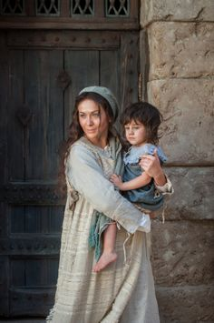 A portrait of Mary and the young Christ child at the time the Wise Men brought gifts. From LDS.org image gallery #HeistheGift #SharetheGift