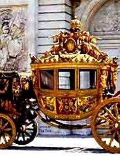 ❇︎Téa Tosh❇︎The Royal Carriage