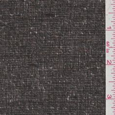 Pewter Grey Tweed Suiting. for the pencil part of my dress design.