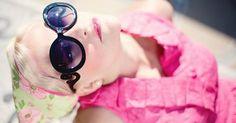 - A má escolha de óculos de sol pode ser prejudicial.