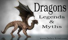 Dragons & Hybrids: Immortal Monday by Debra Kristi, author