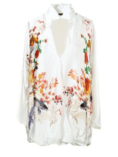 Zanzea® Flowers Printed V-neck Chiffon Blouse http://www.banggood.com/Flowers-Printed-Cross-V-neck-Long-Sleeve-Chiffon-Blouse-p-80224.html
