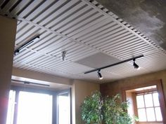 Southland White Ceiling Tiles