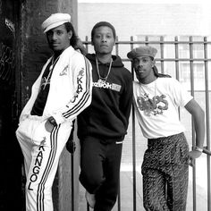 Hip Hop Legends UTFO