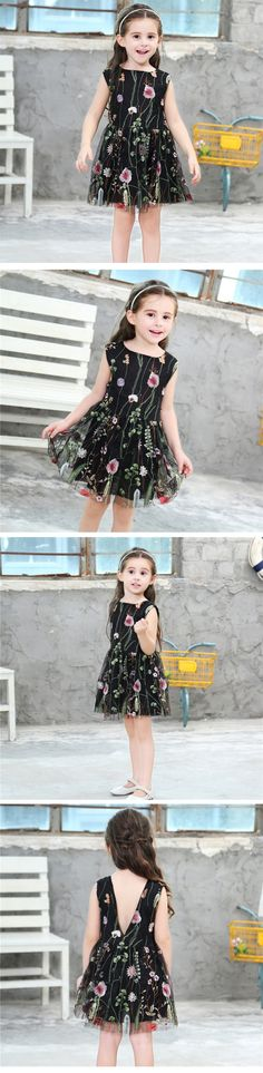 203cb1ac60fea28 25% СКИДКА|Платье принцессы из тюля для Обувь для девочек сладкий Вышивка  мода рукавов Платья для девочек на свадьбу детская нарядная детская одежда  Костюмы ...