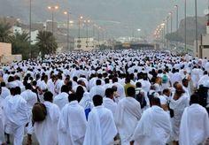 Dua Hari Besar Bertemu: Hari Jumat dan Hari Wukuf di Arafah