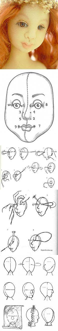 Утяжка лица. Способы, варианты, примеры.