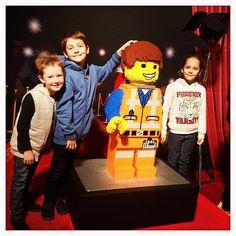 #Lego #brickman #exhibition #sydney #legomovie #holidays