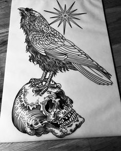 A3 sized design available for Jan/Feb 2018. rwatattoo@hotmail.co.uk @houseofthievestattoo