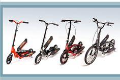 Zike Scooter – Bike Hybrid – As Seen on TV!