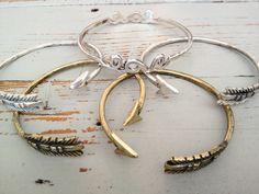 pretty fall bracelets
