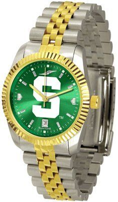 Michigan State University Spartans Executive Anochrome - Men's - Men's College Watches by Sports Memorabilia. $153.47. Makes a Great Gift!. Michigan State University Spartans Executive Anochrome - Men's