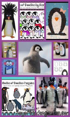 Penguin Art & Craft Activities