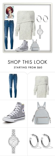 """fashion.........2016......"" by deyanafashion ❤ liked on Polyvore featuring Frame Denim, Joie, Converse, Fendi, Kate Spade and Sophie Buhai"
