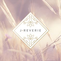 Wedding Industry Branding and Web Design | J. Reverie Events by Doodle Dog…