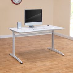 Calico Designs Gallante Workstation Desk | Overstock.com Shopping   The  Best Deals On Computer