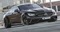 Prior-Design Gives Mercedes-Benz S-Class Coupe Bodybuilding Supplements #Mercedes #Mercedes_S_Class_Coupe