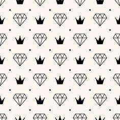 crown pattern - Pesquisa Google