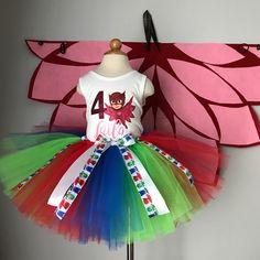 New PJ Masks themed tutu available now!