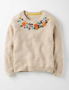 Harvest Yoke Sweater | Boden                                                                                                                                                                                 More