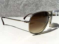 c383997292f Giorgio Armani sunglasses made in Italy silver frame
