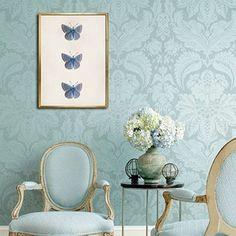 NEW Quadro Borboletas Bleu :: Theodora Home