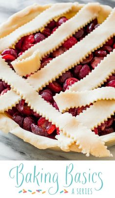 How to Make a Buttery, Flaky Pie Crust! Tips, tricks, and recipe included!