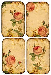 Changing The Look Of Your Home With Vintage Posters - Popular Vintage Vintage Tags, Vintage Diy, Papel Vintage, Decoupage Vintage, Decoupage Paper, Vintage Labels, Vintage Ephemera, Vintage Paper, Vintage Flowers