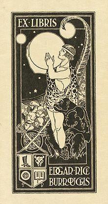 Edgar Rice Burroughs – Wikipédia, a enciclopédia livre