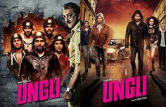 Filled with angst, and full of revenge is what Rensil D'Silva and Dharma Production's Ungli trailer says out loud. However, this is not like any other movie based on corruption. This is a movie that definitely wants to attract the attention of the upcoming generation towards it.