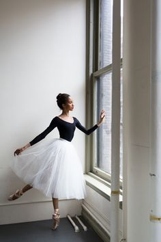 Ballet Dancer Courtney Lavine photography