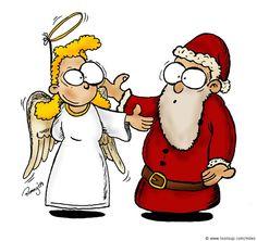 Diskurs zum Fest: Christkind vs. Weihnachtsmann - http://www.onlinemarktplatz.de/38715/diskurs-zum-fest-christkind-vs-weihnachtsmann/