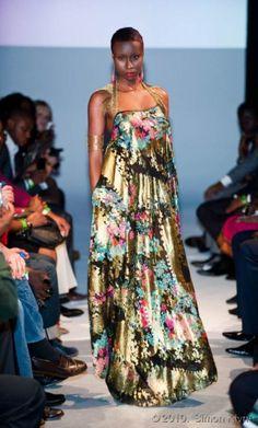 Deenola African fashion house. Super glamorous
