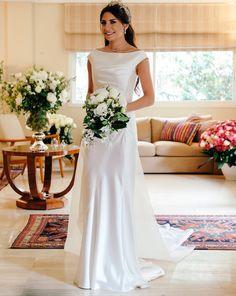 Saria, beautiful bride di Giò ♥    ph: Ralph Hneine    #realbride #weddingdress #digiobridaldress lesposedigio.com
