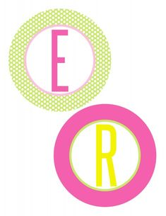 free printables happy easter banner